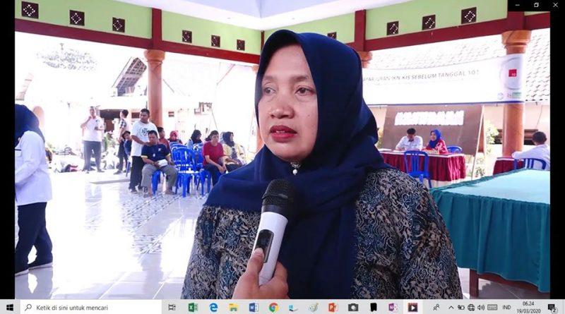 Dewi Buyati Ajak Masyarakat Membantu Posyandu Disabilitas Desa Bedali