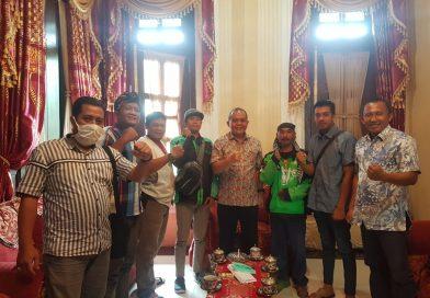 Relawan HGTT Salurkan Sembako ke Warga Terdampak Covid-19 di Malang Raya