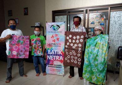 Pers Rilis: Omah Difabel II Luncurkan Inovasi Batik Karya Tuna Netra