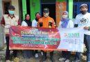 Lagi, BMH Jatim Gerai Malang Salurkan Paket Sembako melalui Omah Difabel