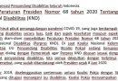 Petisi Organisasi Penyandang Disabilitas Seluruh Indonesia, Revisi Peraturan Presiden Nomor 68 tahun 2020 Tentang Komisi Nasional Disabilitas (KND)