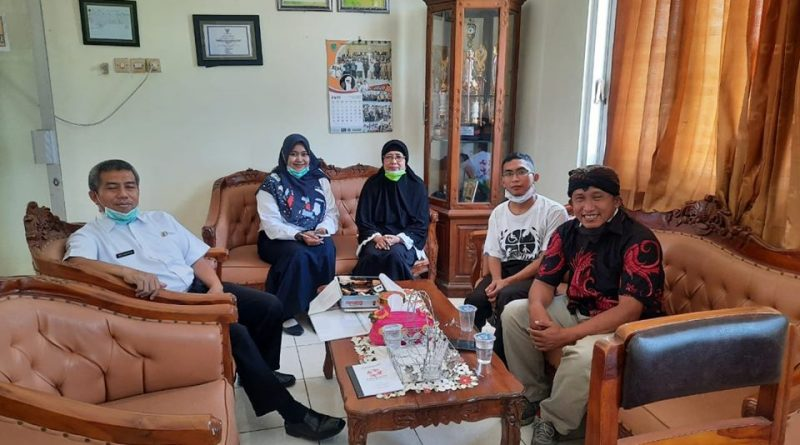 "LINKSOS Dukung Penanganan Kusta ""Bengkura Mas"" Puskesmas Nguling Pasuruan"
