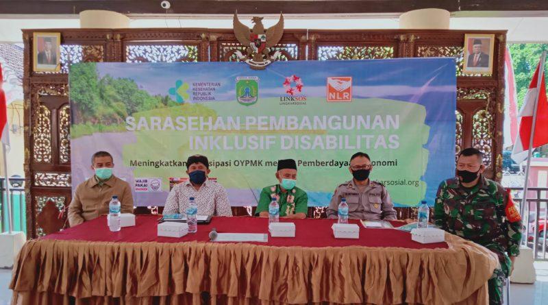 Pers Rilis: Komitmen Bersama Kecamatan Nguling Inklusif Peduli Kusta
