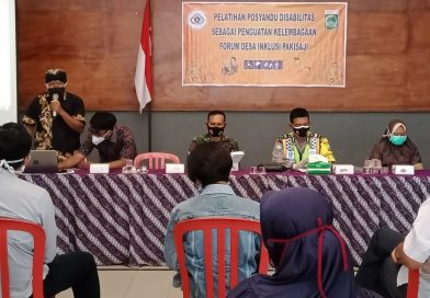 Pelatihan Kader Posyandu Disabilitas di Desa Pakisaji