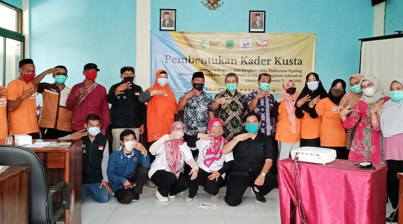 Kades Nguling Ketuai Tim Sosialisasi Sadar Kusta