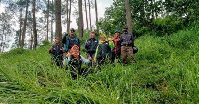 Aksi Difabel 1000 Pohon untuk Gunung Wedon di Tahun 2021