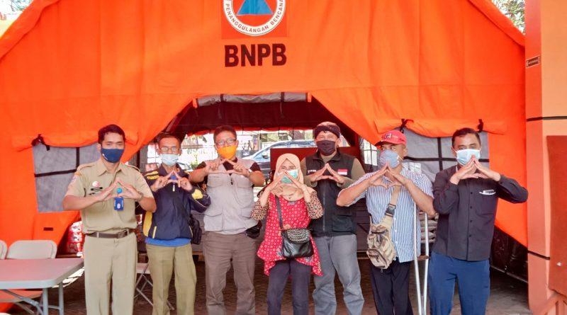 Koordinasi Tanggap Bencana TRK Inklusi Omah Difabel dan BPBD Kabupaten Malang