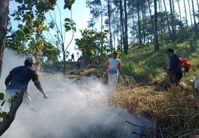 Kompaknya Warga Dusun Turi Siapkan Ekowisata  Gunung Wedon