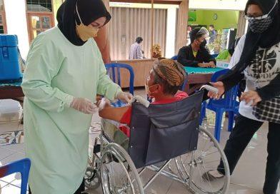 Saran LINKSOS untuk Percepatan Vaksinasi Covid-19 bagi Difabel
