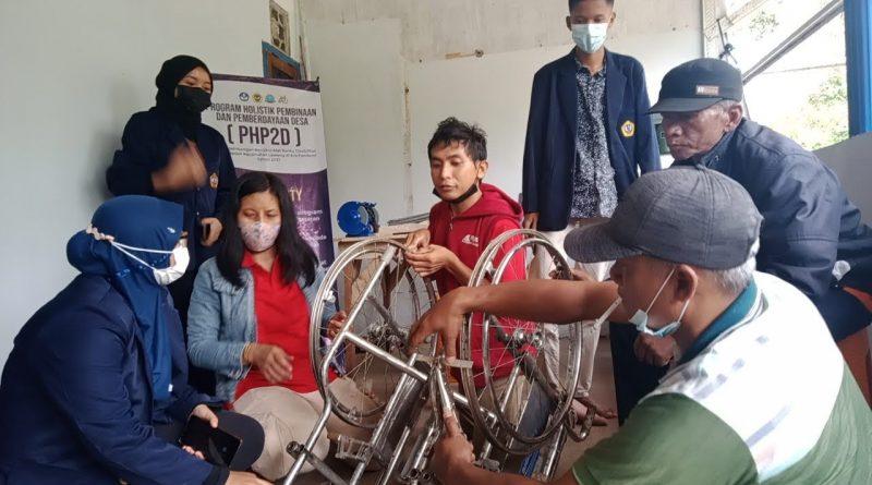 Bengkel Alat Bantu Disabilitas di Malang